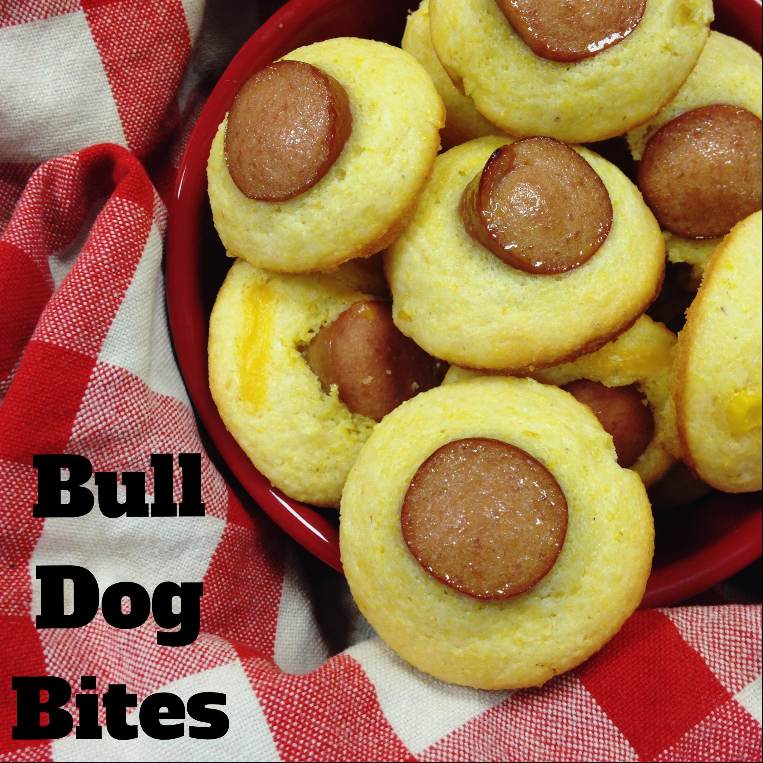 Bulldog Bites- ChefShayna.com