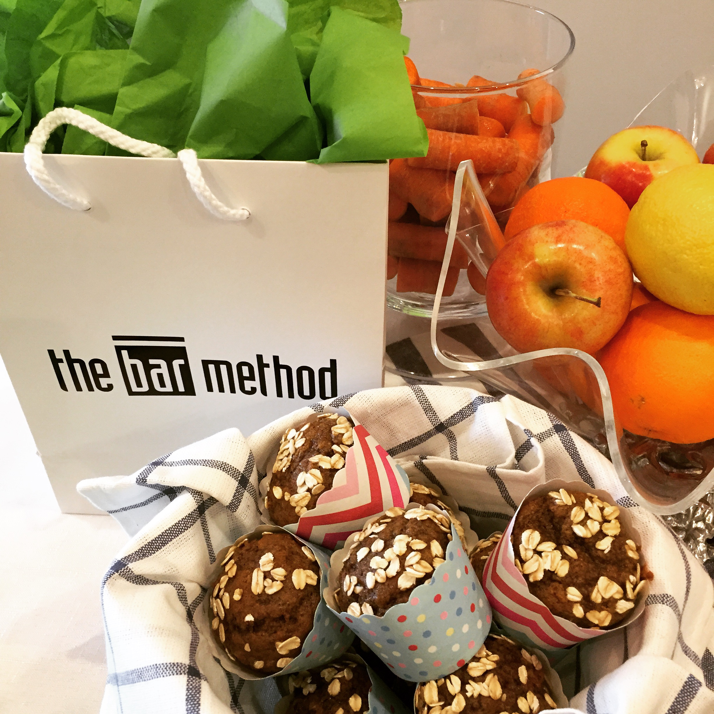 This March I partnered with  The Bar Method  of Fresno to offer a Juicing Demonstration.