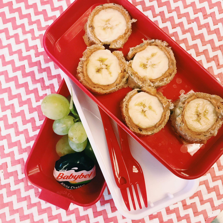 Banana Sushi Bento Box