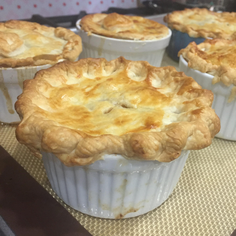 Chicken Pot Pie- www.ChefShayna.com