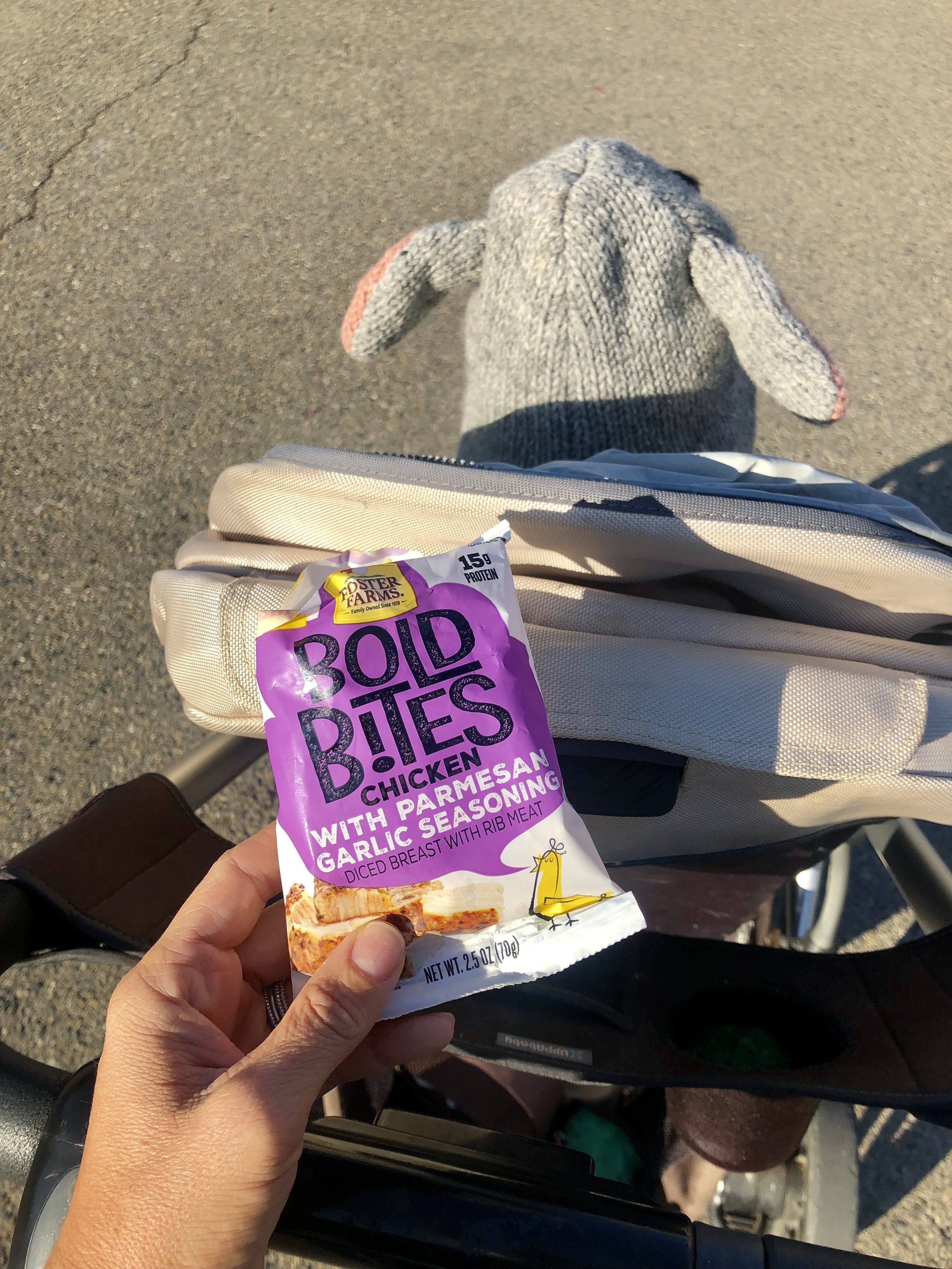 Snack on the go- Bold Bites by Foster Farms. www.ChefShayna.com
