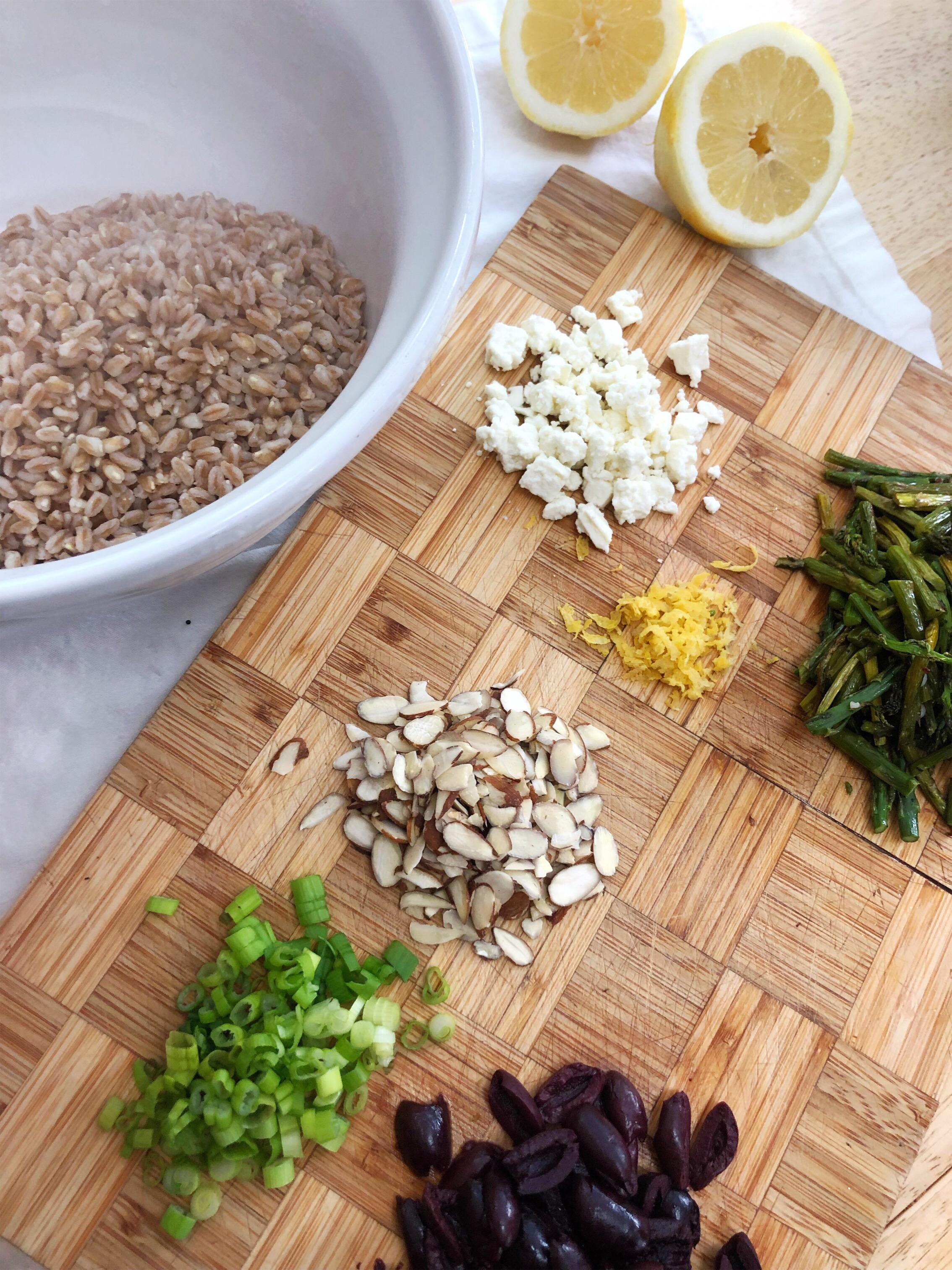 Spring Brunch Menu to make Mom's Day -www.ChefShayna.com