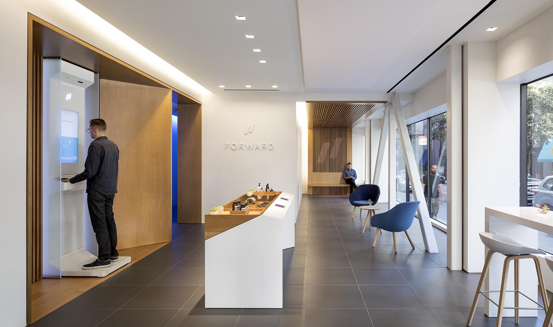 Forward Retail Space