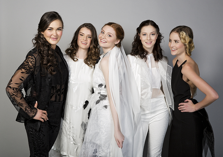 Group Photo of all the beautiful Talent I had a chance to photograph.