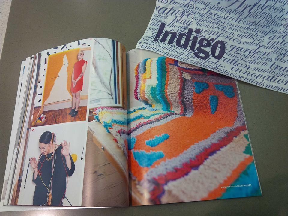 chloe magazine toronto roberto vazquez fashion photographer watson and soule weaver and loom