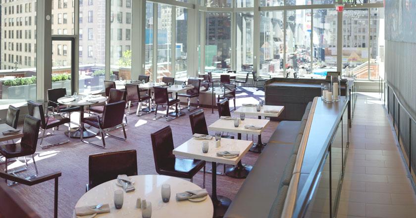 Restaurant - Higher Section