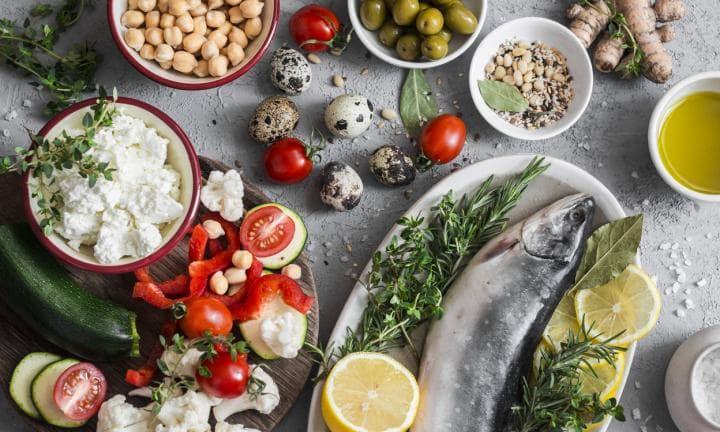 Medditteranean Diet - Image from Kidspot