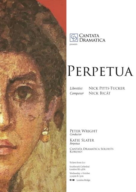 Composer: Nick Bicât  Librettist: Nick Pitts-Tucker