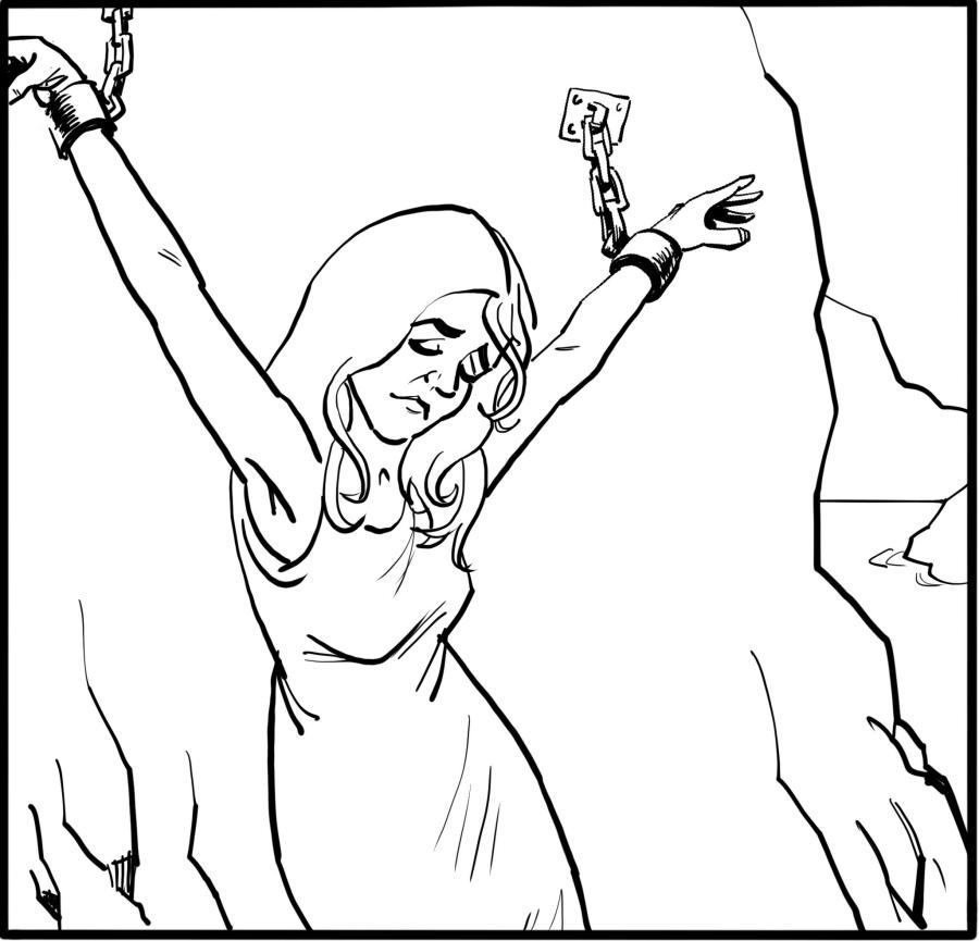 Andromeda says she won't.