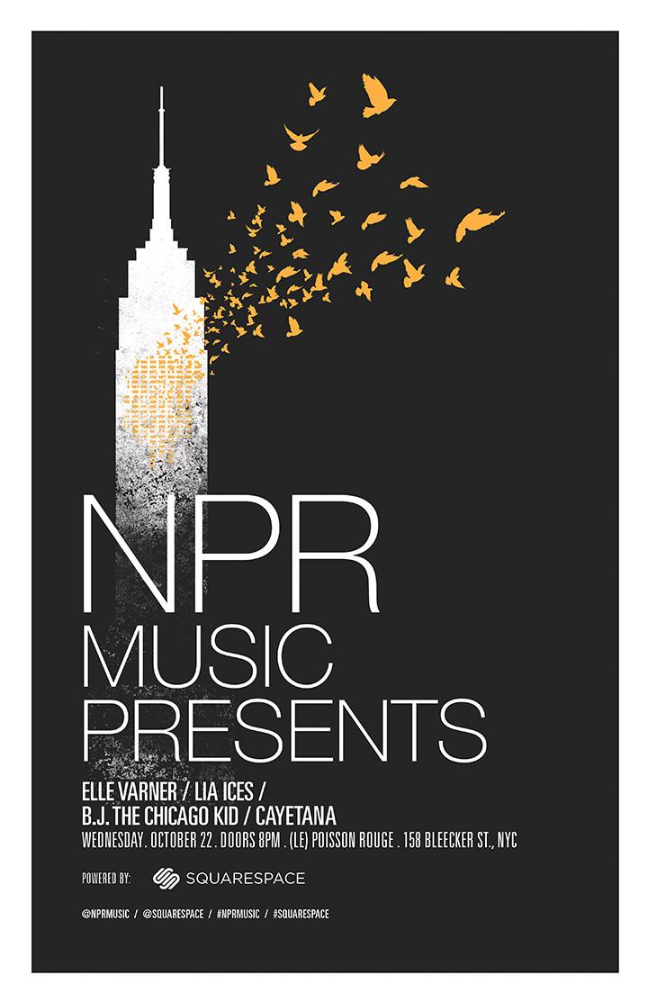 NPR Music at CMJ 2014
