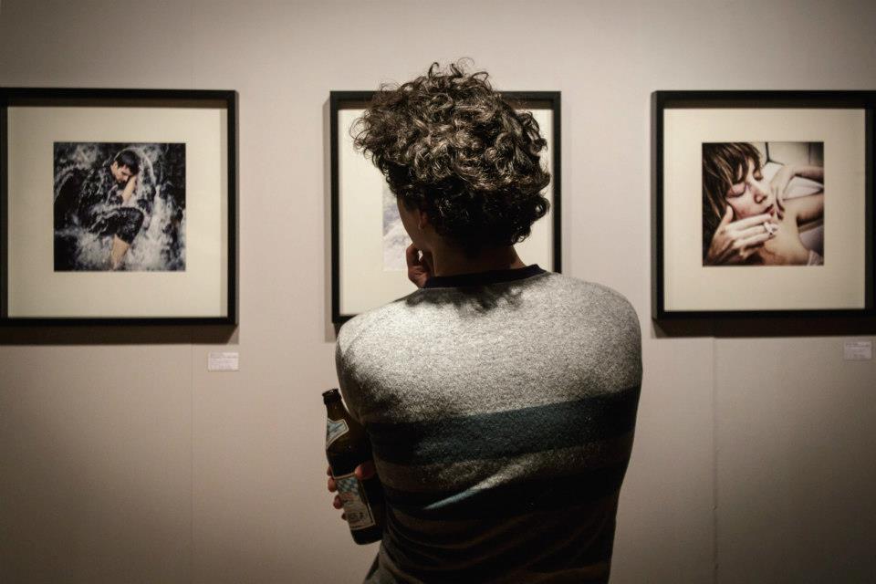 YMC group exhibition, 2012