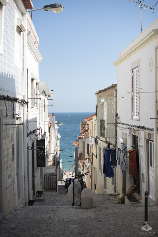 Sesimbra's picturesque beauty