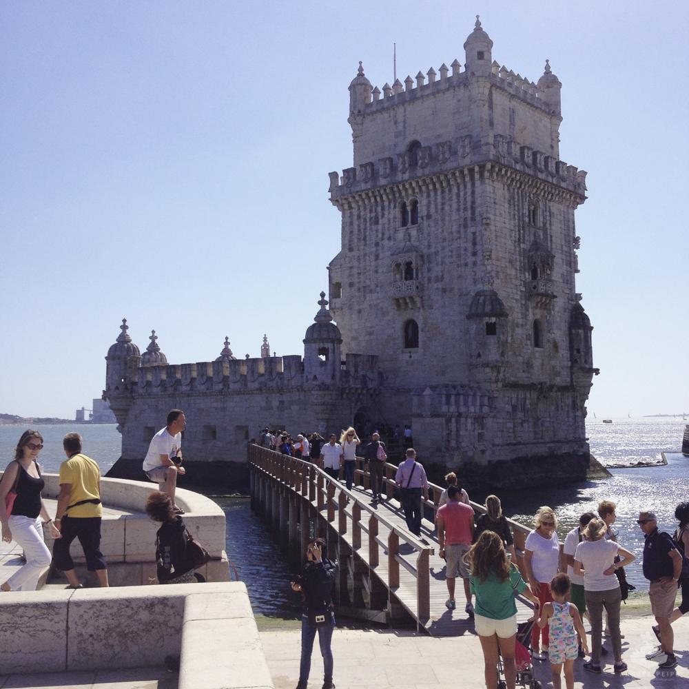 The Tower of Belém
