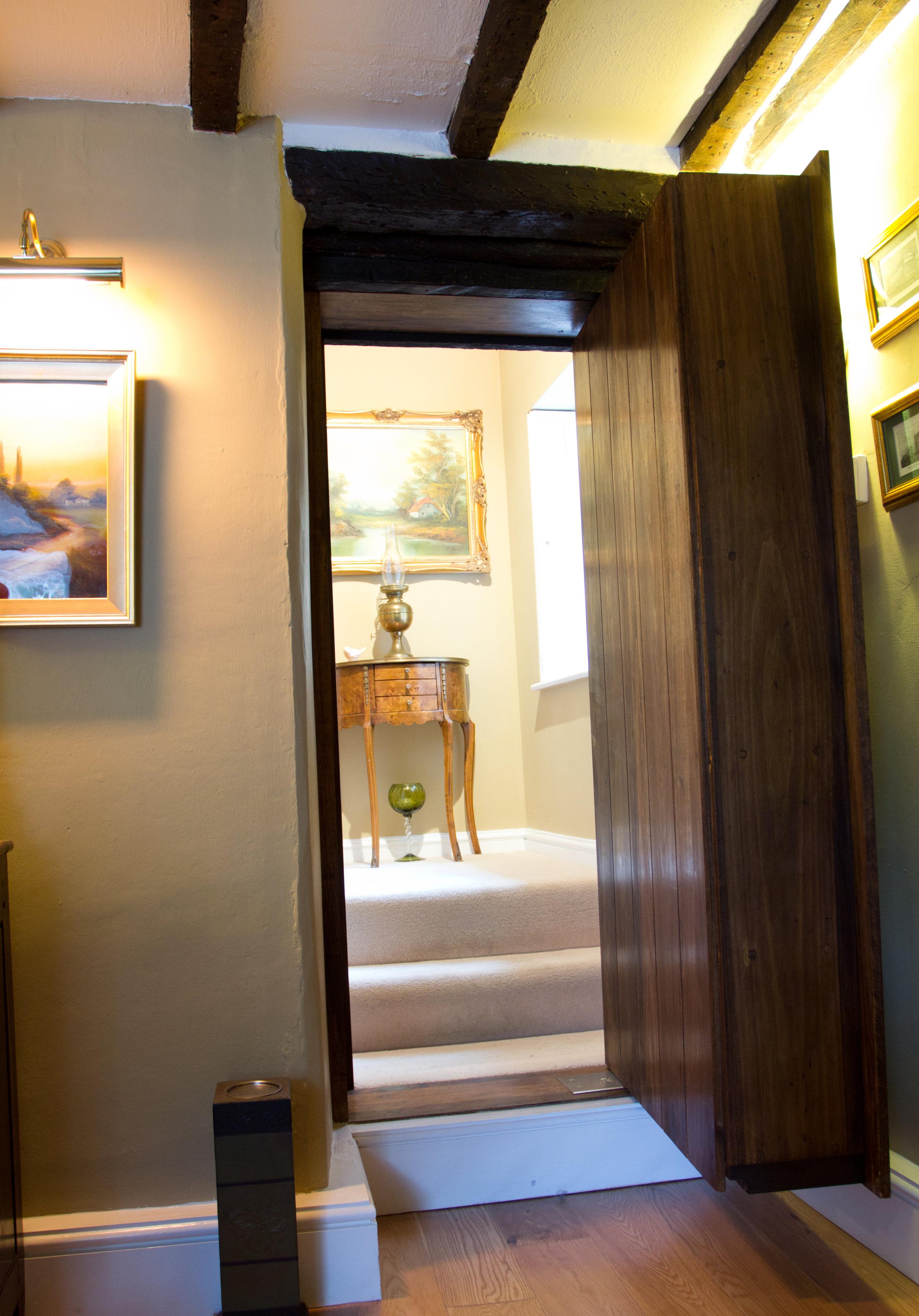 Bespoke Wooden Hidden Doors Milton Keynes Hinson