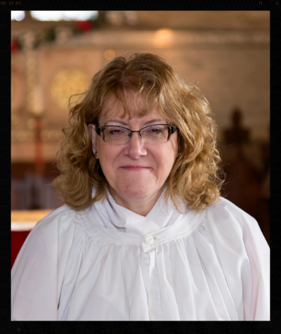 Lynne Buckley - Pastoral Assistant  Lynne is a Pastoral Assistant at Holy Trinity Lamorbey, Visitors' Chaplain at Rochester Cathedral and Spiritual Director as part of the Spirituality Network for Rochester and Canterbury Dioceses.