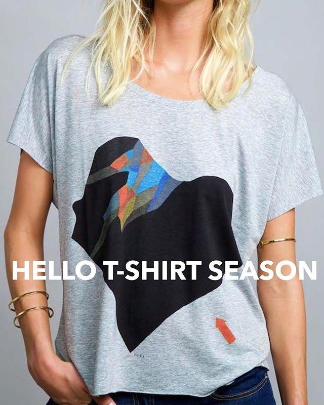 Oh hello there!  #tshirtseason #teesplease #montetobbio by #108