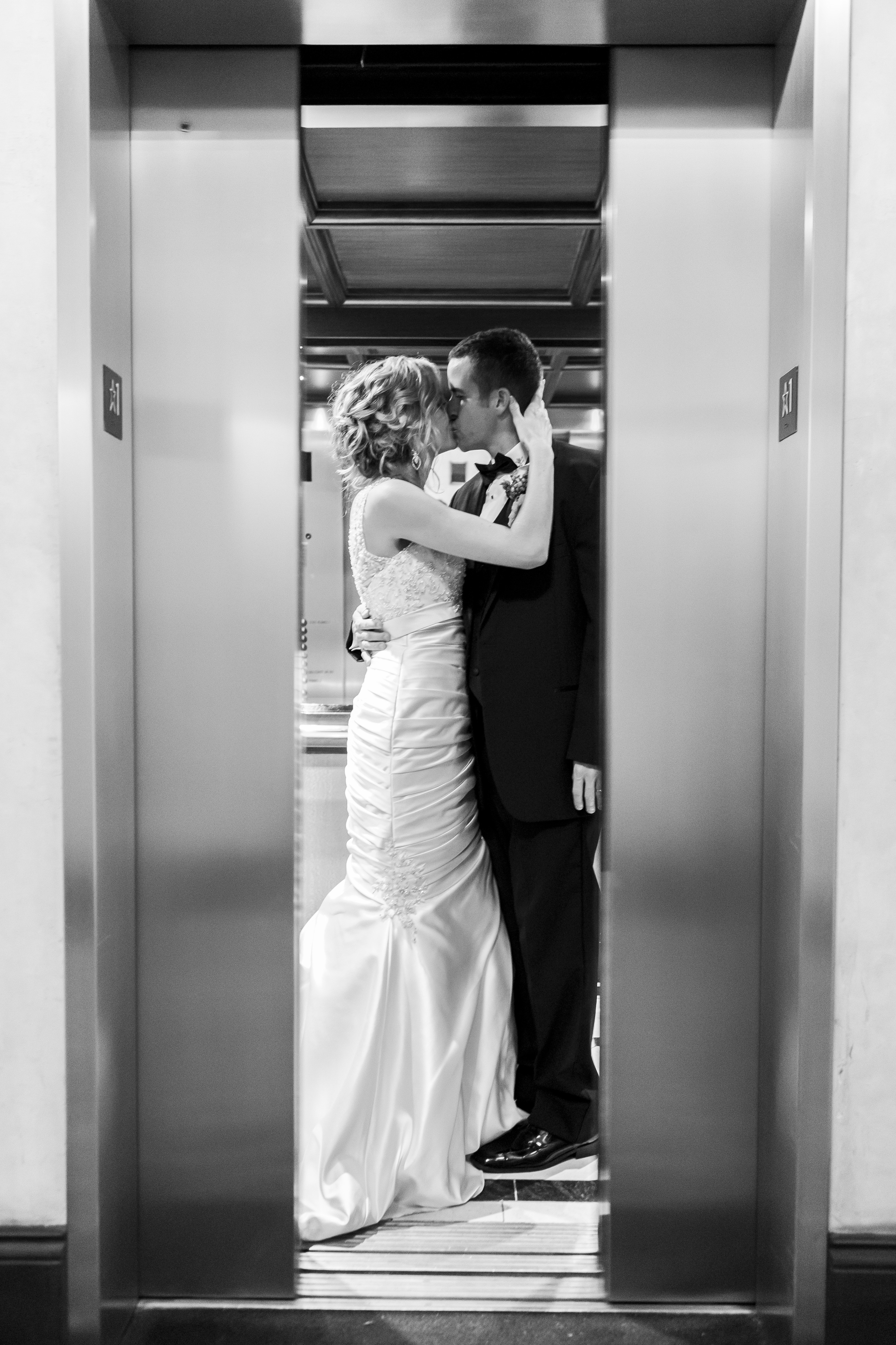 DreamClip Films | Portsmouth Virginia | Elevator Kiss