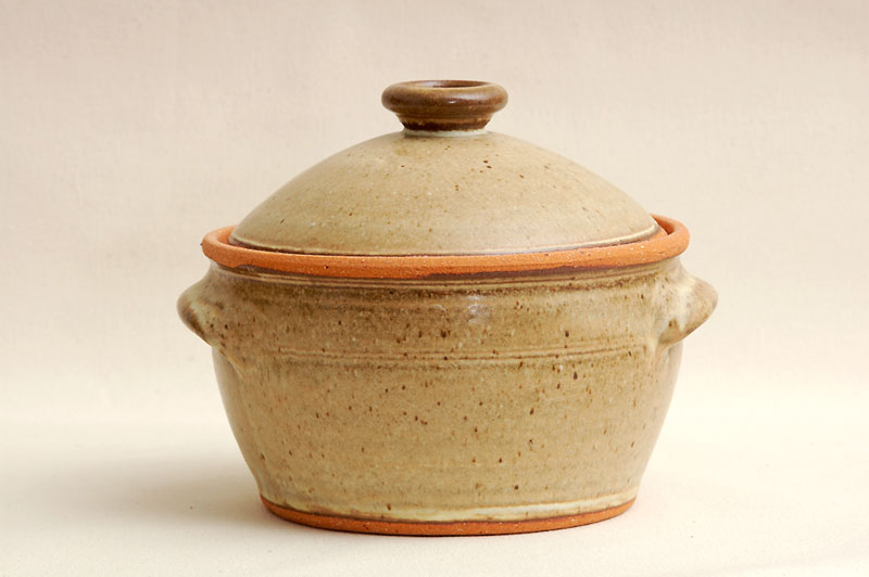 Covered Casserole/Tureen, available in Three and  Five Quart Capacity
