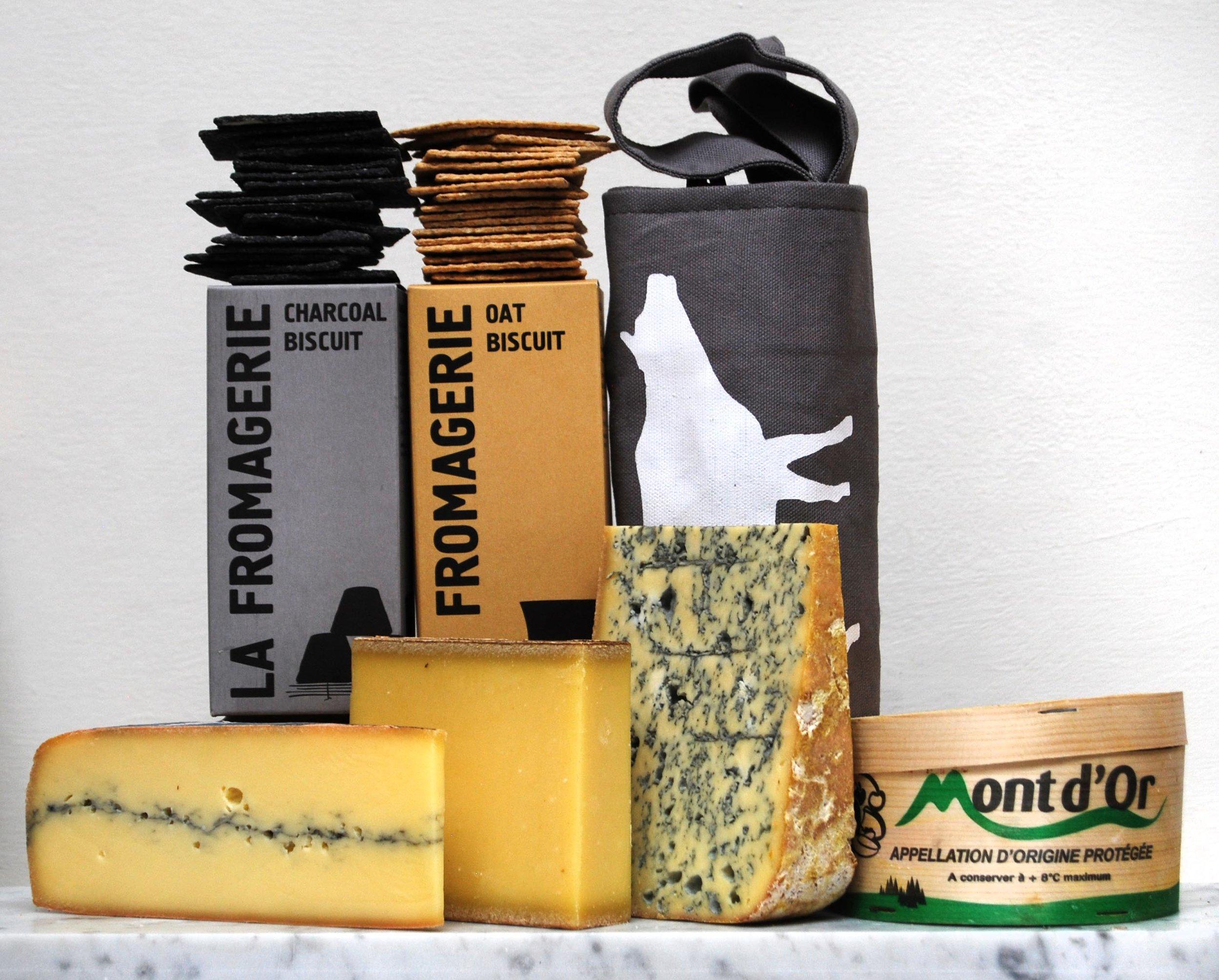 FRANCHE-COMTE GIFT BOX