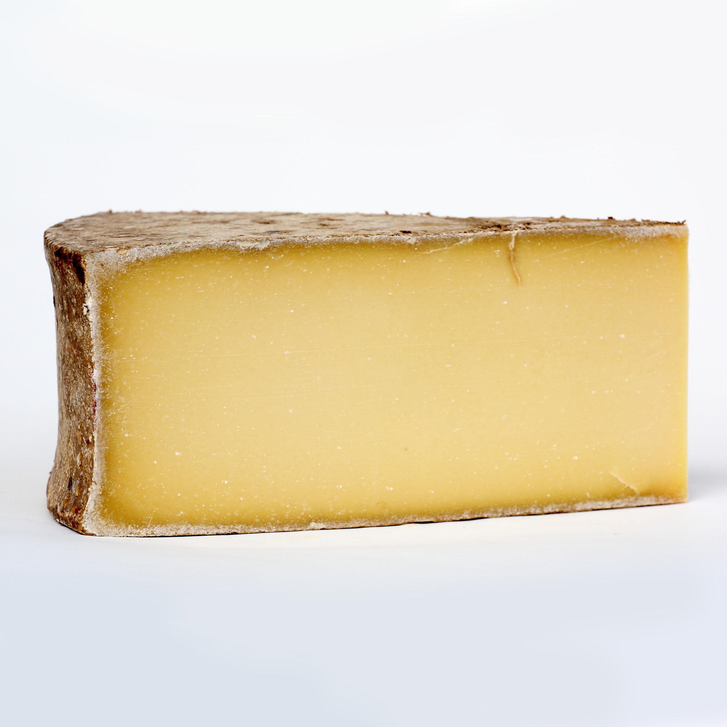 France Cow Beaufort Chalet d'Alpage.JPG