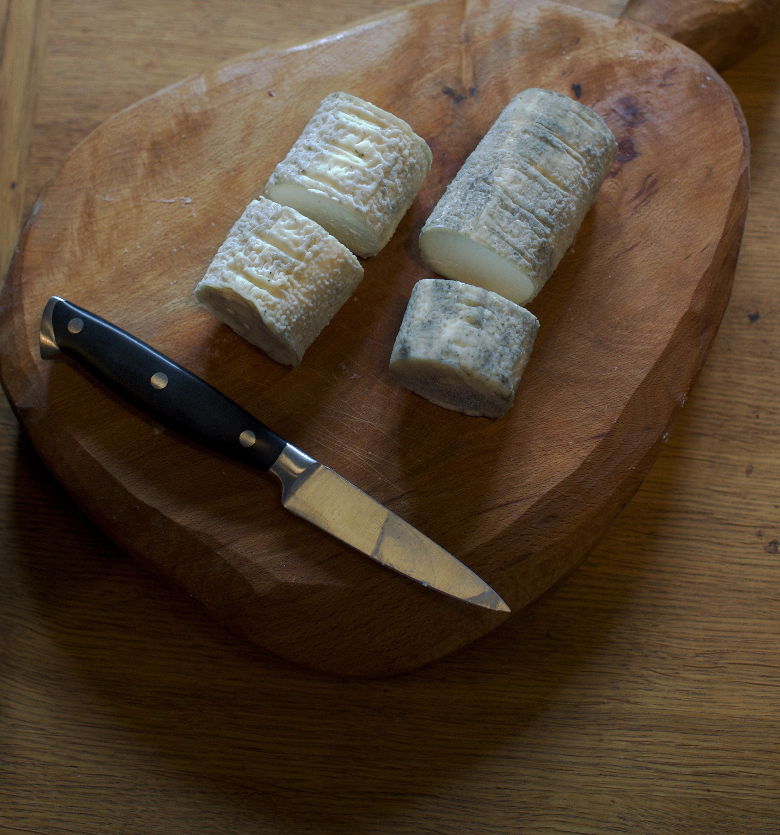 Bosworth Ash Log