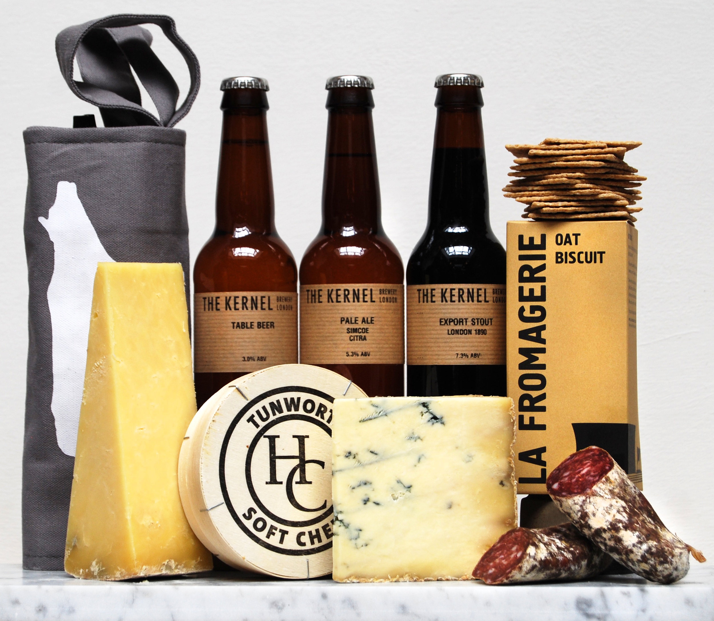 CHEESE & BEER BOX