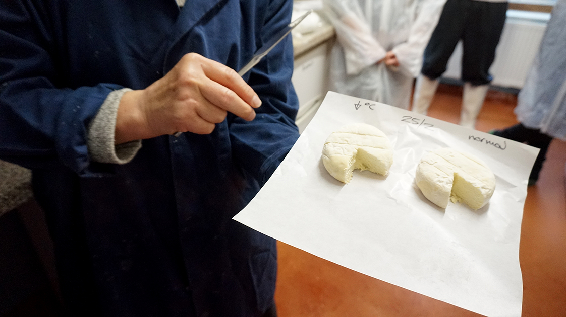 1 May: Raw Milk Cheese Workshop