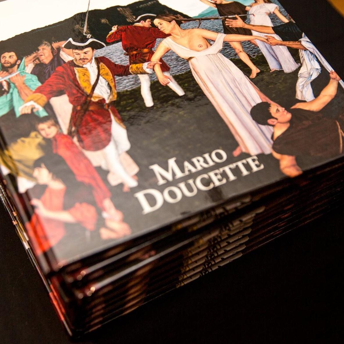 Mai 2017 Lancement et table-ronde Publication - Mario Doucette