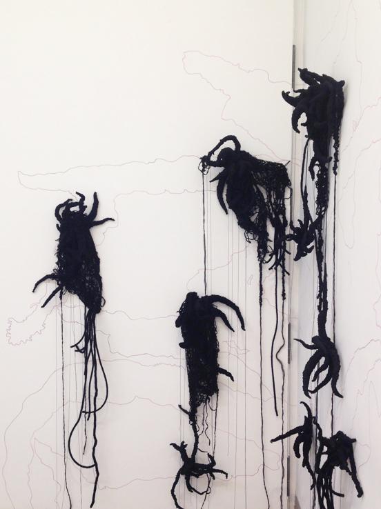 Mur des Membres    Spatium bestia   Emilie Grace Lavoie