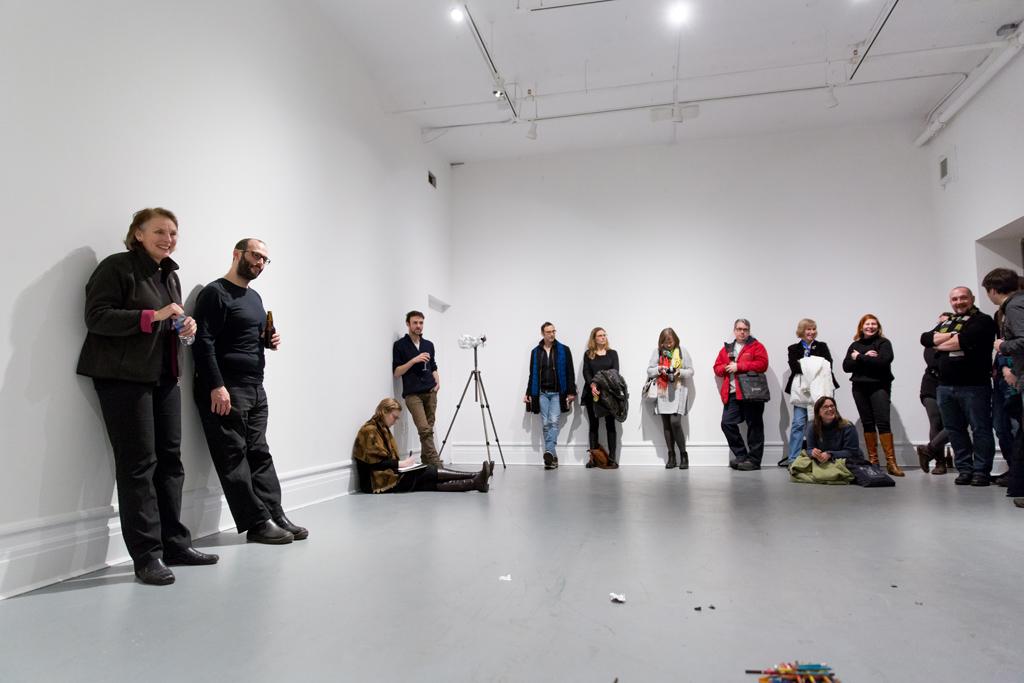 PERFform 17 - Artistes et public