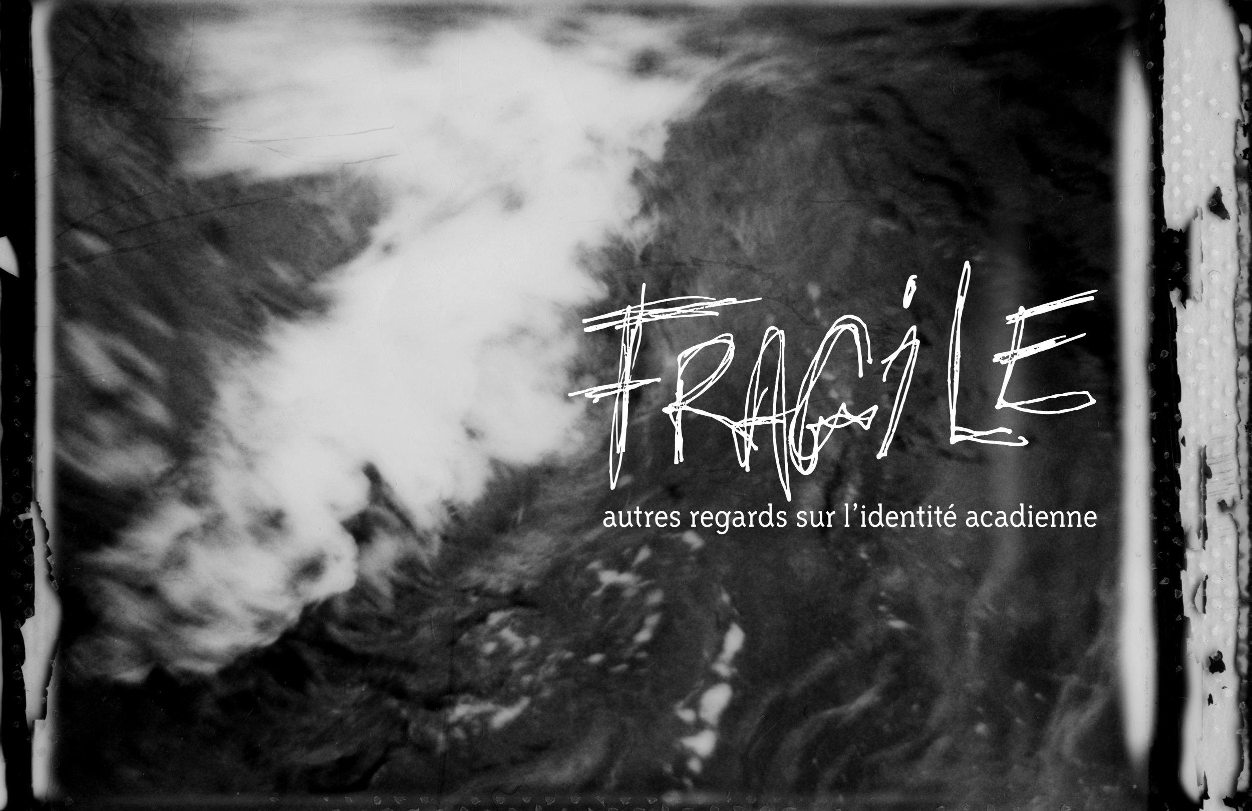 1er au 31 août 2019   FRAGILE : autre regards sur l'identité acadienne   présenté grâce au support du Congrès Mondial Acadien 2019 • Détails à suivre! / Details to follow!