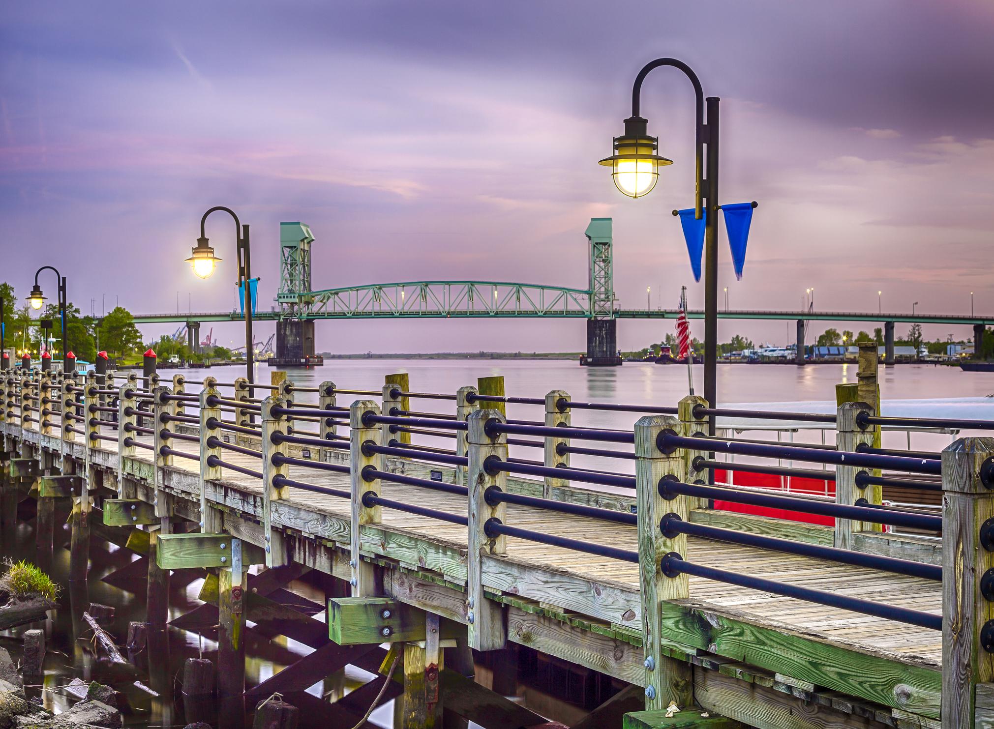 Riverwalk in Wilmington