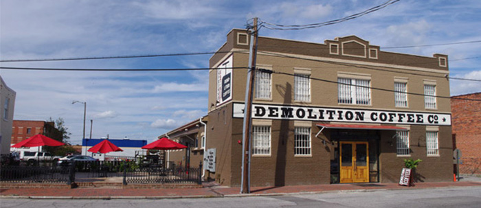 Demolition Coffee Studioammons
