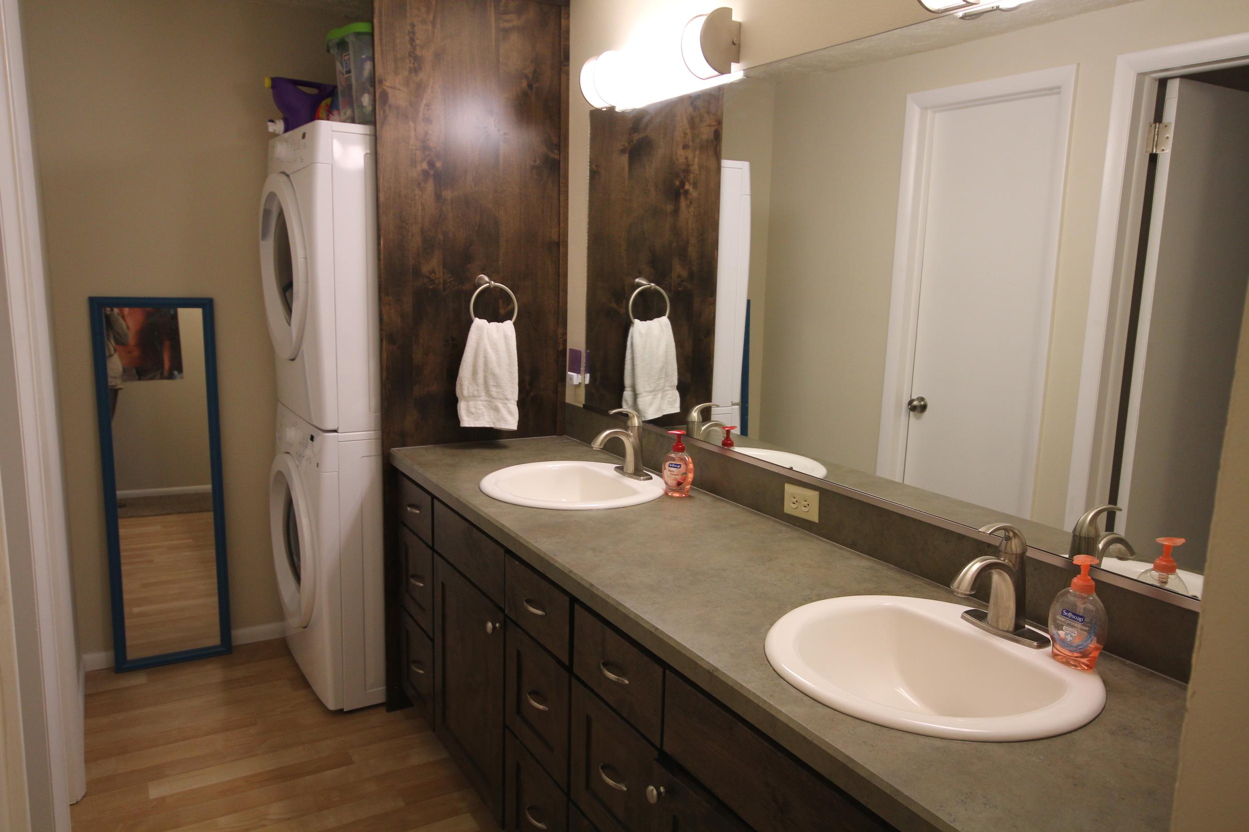 New Bathrooms!