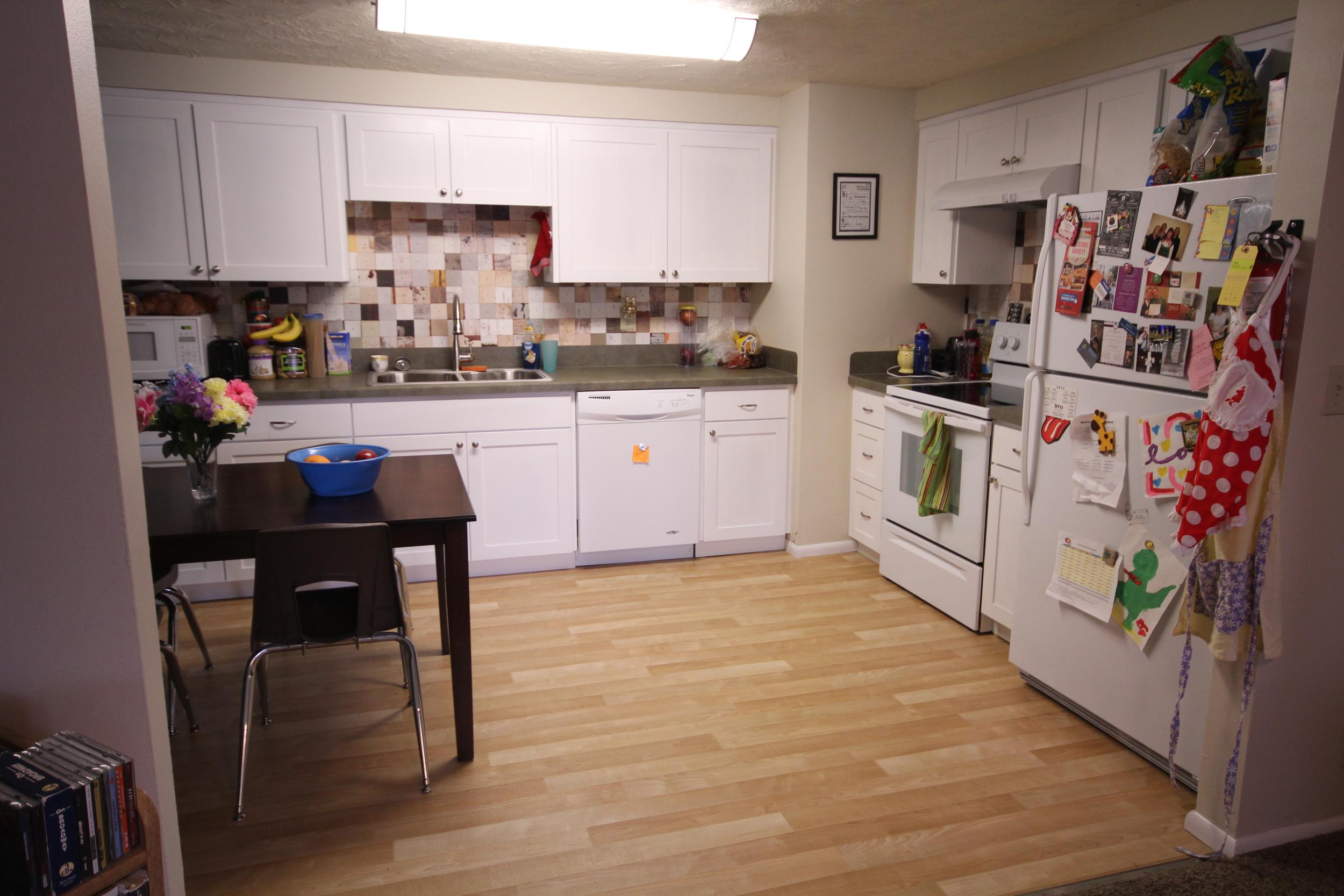 New Kitchens!
