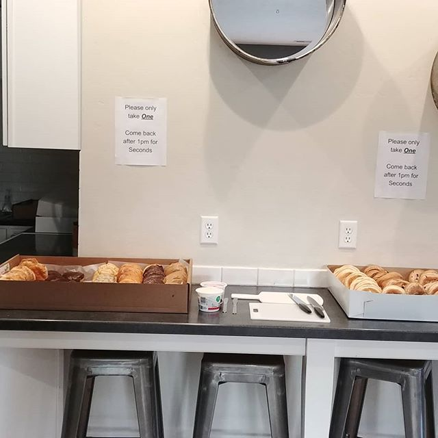 Come get your Finals Breakfast here in the club house!