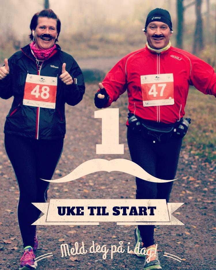Bli med på moroa, og løp et løp med mening!