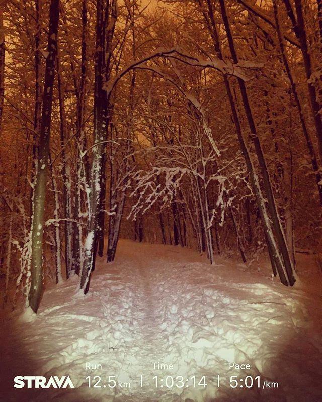Heimat heimat heimat. Sne og sekk gjør det tyngre enn ellers, men aiai for et refleksjonslys vi har i disse dager. Lykten trengs kun for å belyse forgrunnen på bilde, ikke for å løpe 😂 #timetoplay #northernplayground #veientilxreid