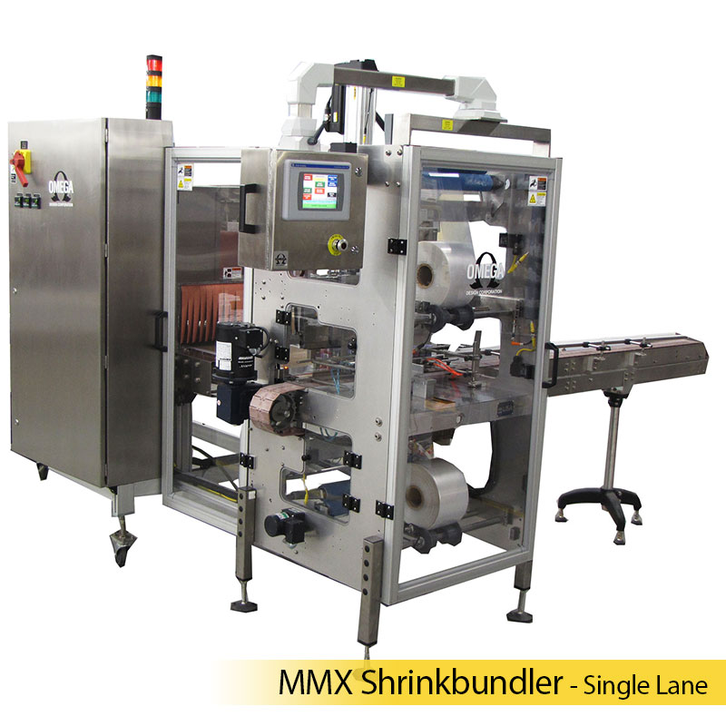 MMX Single Lane Shrinkbundler