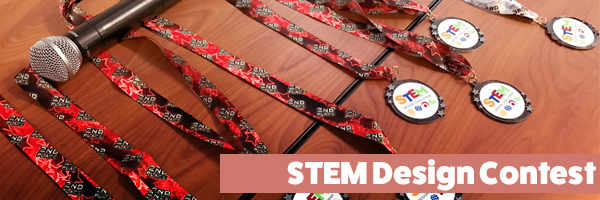 Design Contest - For its third year, Omega employees went to Chester County Intermediate Unit (CCIU) to serve as volunteer judges in the annual STEM Design Competition (for grades 4-8). Twenty elementary schools in the region sent a team of four students to the competition, where kids used K'Nex snap-fit pieces and motors to assemble a custom structure that meets specific design criteria. Teams were then judged on their design, creativity, presentation, notes, aesthetics, and teamwork.
