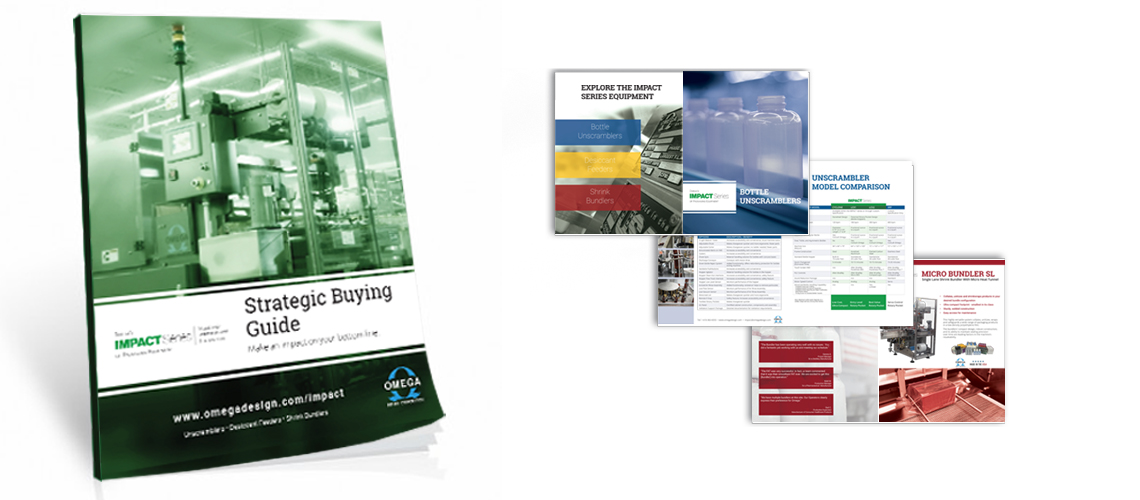Download Omega's IMPACT Series Strategic Buying Guide