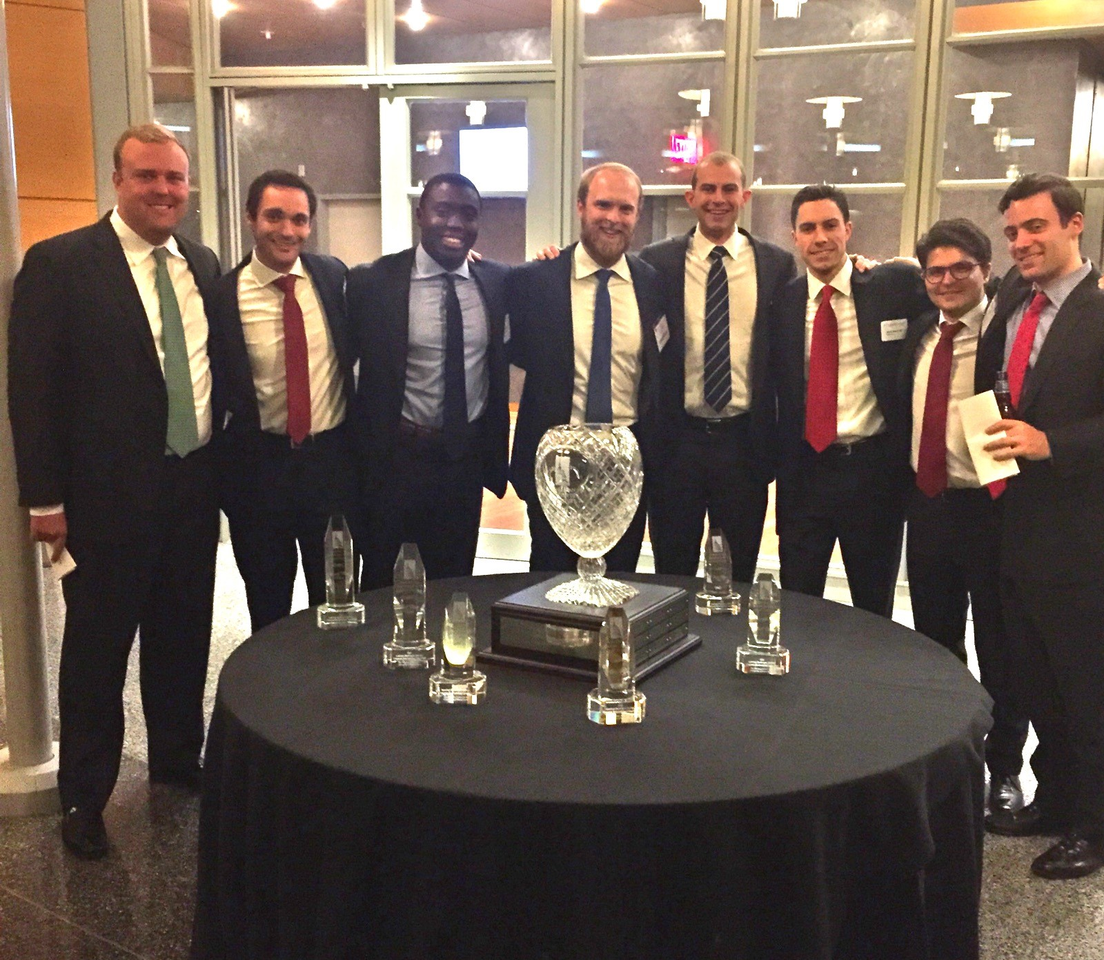 1st and 2nd place at 11th Annual ABI Corporate Restructuring Competition