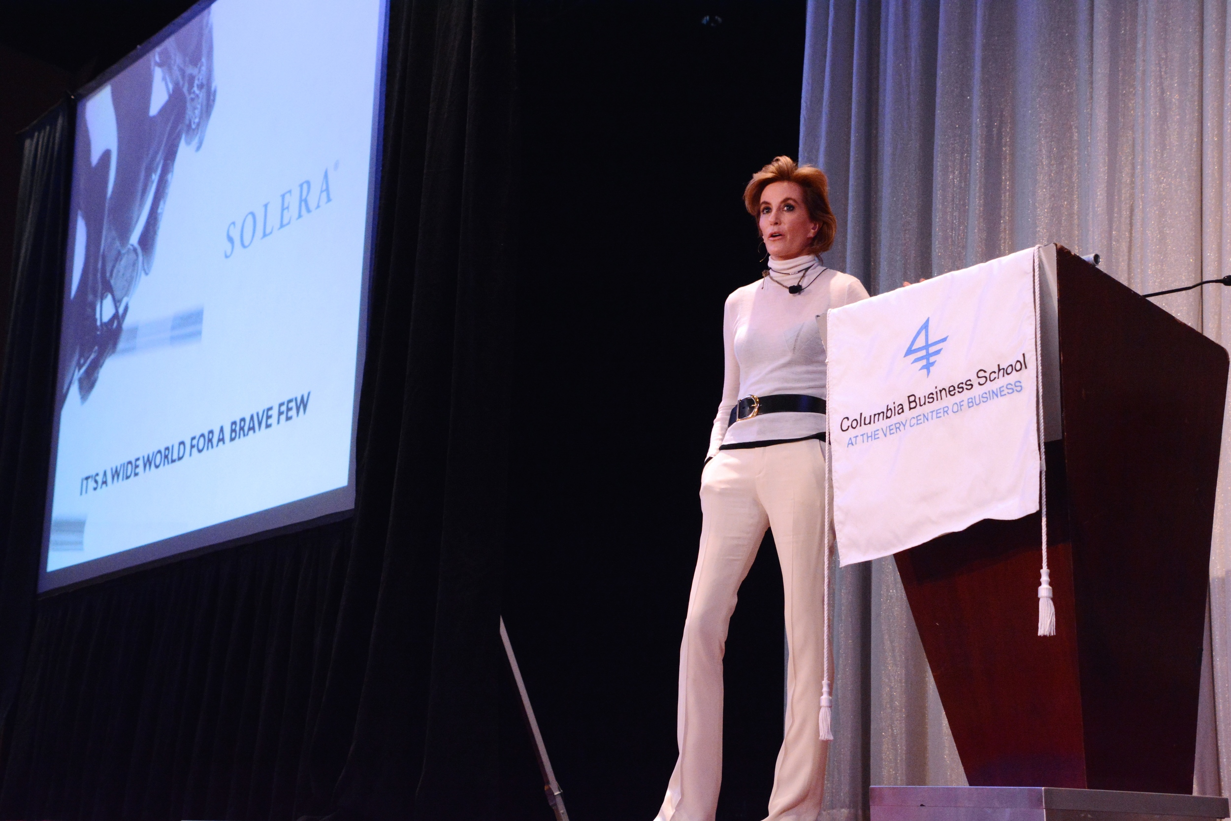 Molly Ashby, Founder and CEO of Solera Capital
