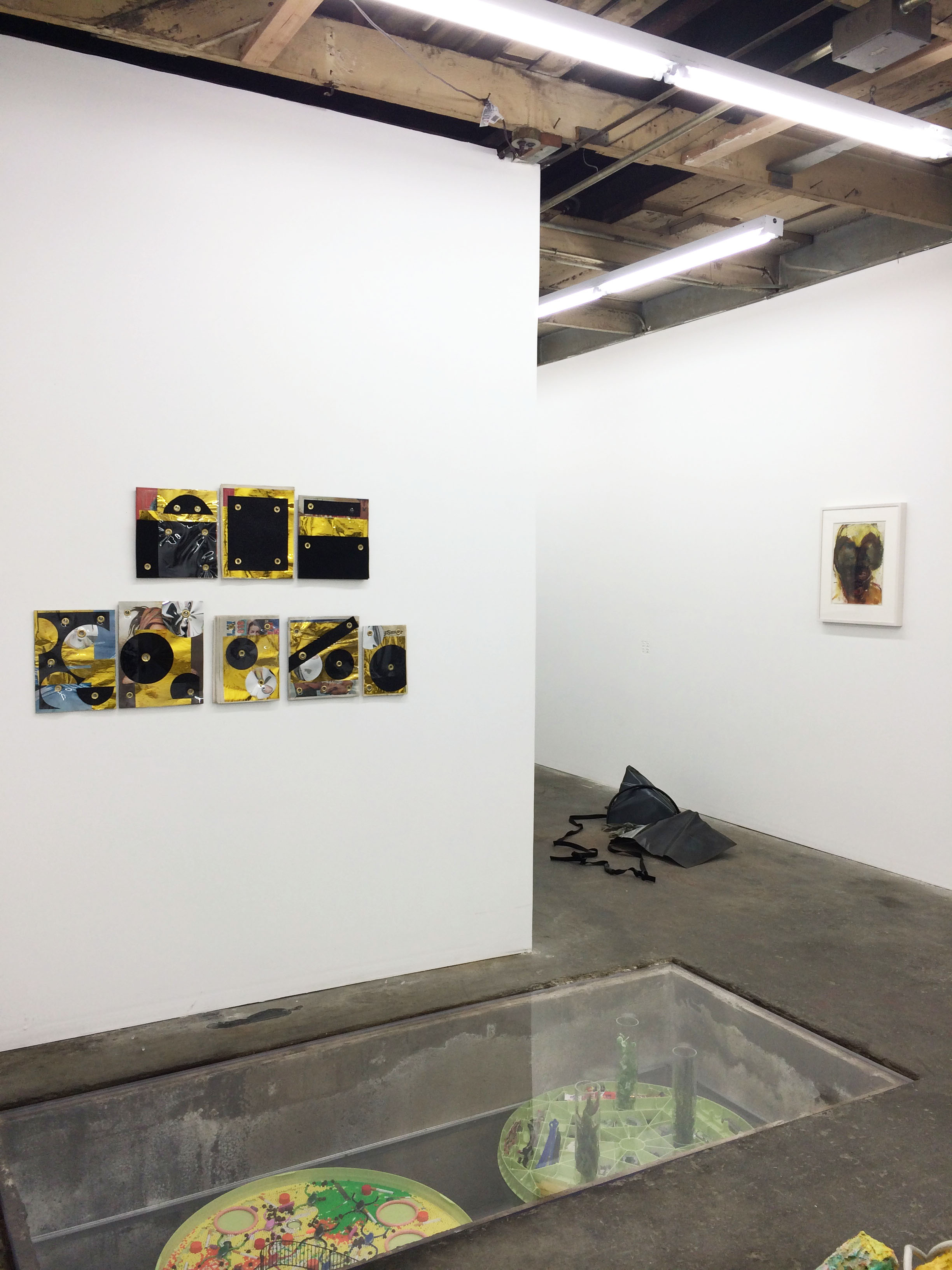 David Shull, Sean Kennedy, Alisa Baremboym, Huma Bhabha