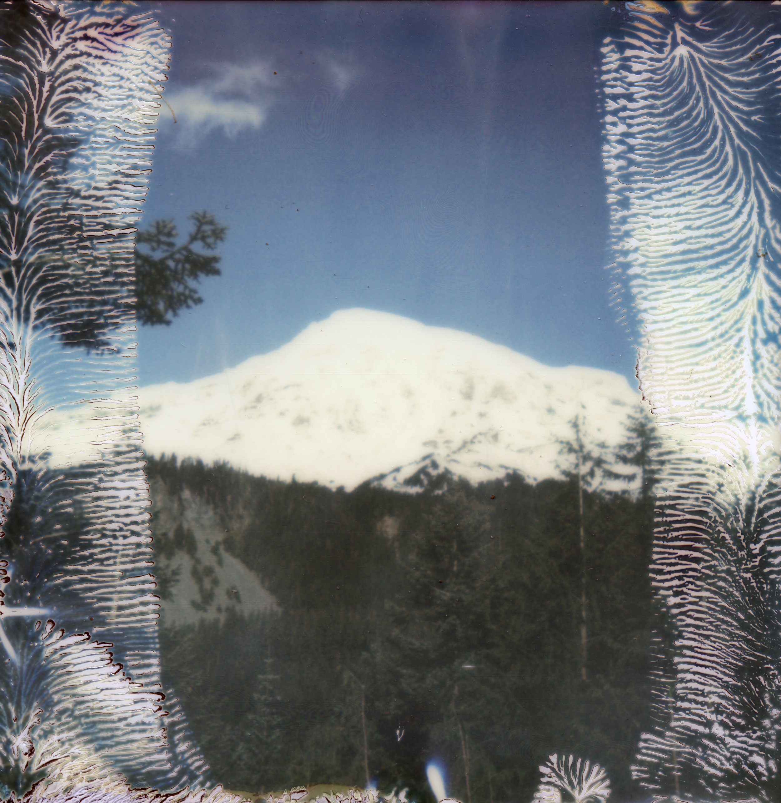 Bleed (Glacier), 2015 C-print  courtesy of Fourteen30 Contemporary, Portland, Oregon