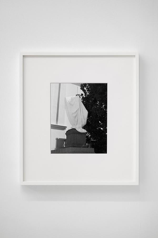 "Devon Oder - Monument I - 2014 - Archival Pigment Print - 8x10"" Photo, 16 x 18"" Matted and Framed"