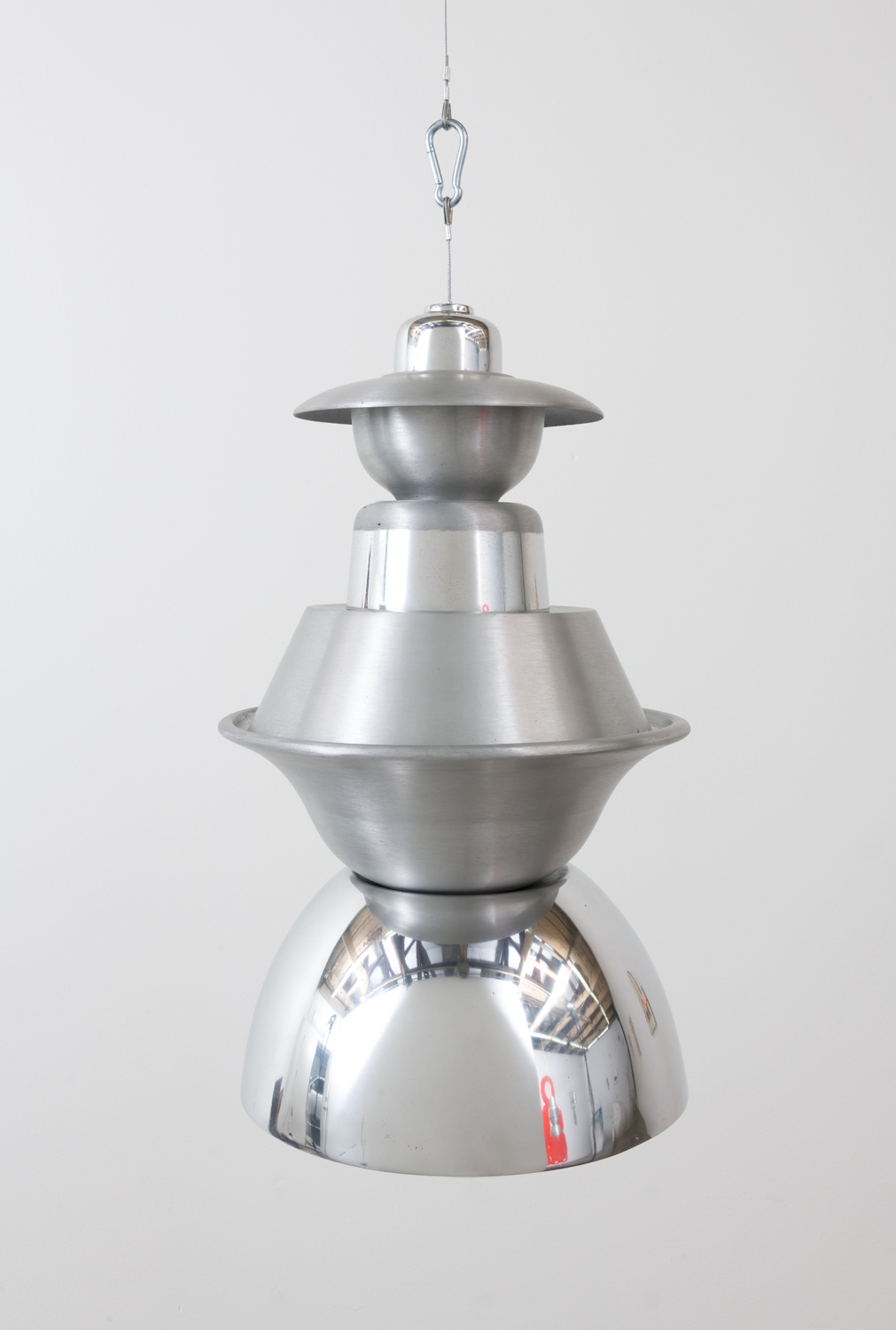 Weather Balloon, 2018  Cast Aluminum  22 x 13 inches