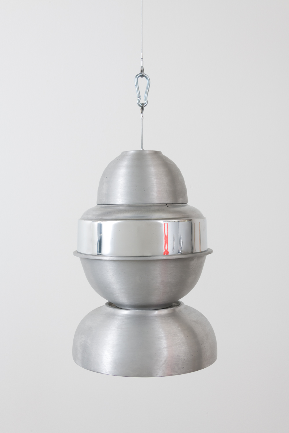 Weather Balloon, 2018  Cast Aluminum  15 x 10 inches