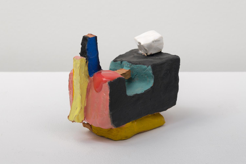 Anabel Juarez  Ramillete de Primavera, 2018  Glazed ceramic  5 x 4.5 x 3 inches