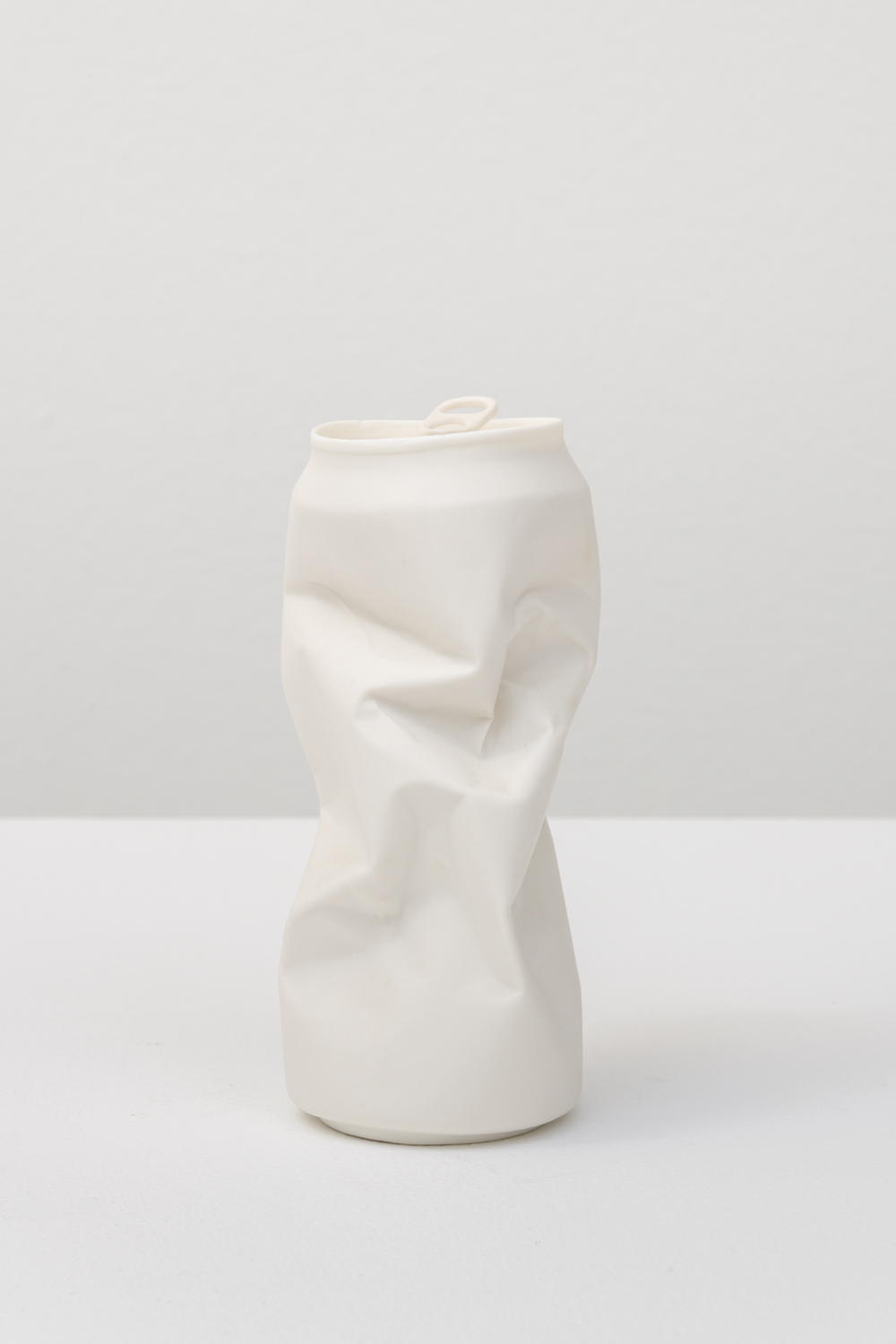 Garret Dran  Untitled, 2015  Vitrified translucent porcelain  6 x 3 x 3 inches